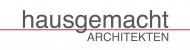 Logo hausgemacht Architekten