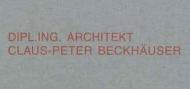 Logo Claus-Peter Beckhäuser