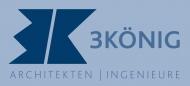 Logo 3König architekten ingenieure