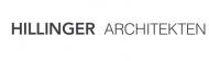 Logo HILLINGER ARCHITEKTEN