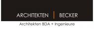 Logo Architekten BECKER