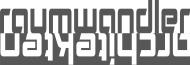 Logo raumwandler Architekten