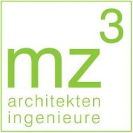 Logo mz³  architekten ingenieure