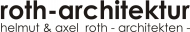 Logo roth-architektur